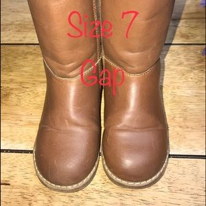 Toddler girls Gap riding boots